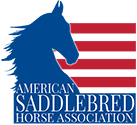 American Saddlebred Horse Association, Inc. Logo