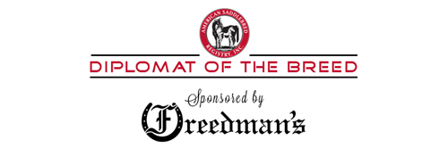 ASR Diplomat Of The Breed